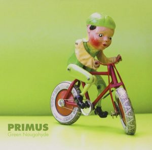 green naughahyde - primus - front
