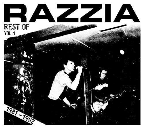 Razzia Best of vol. 1