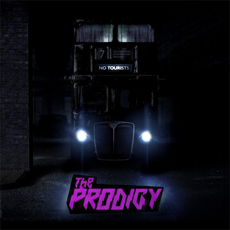 the prodigy - no tourist no return - front compressed