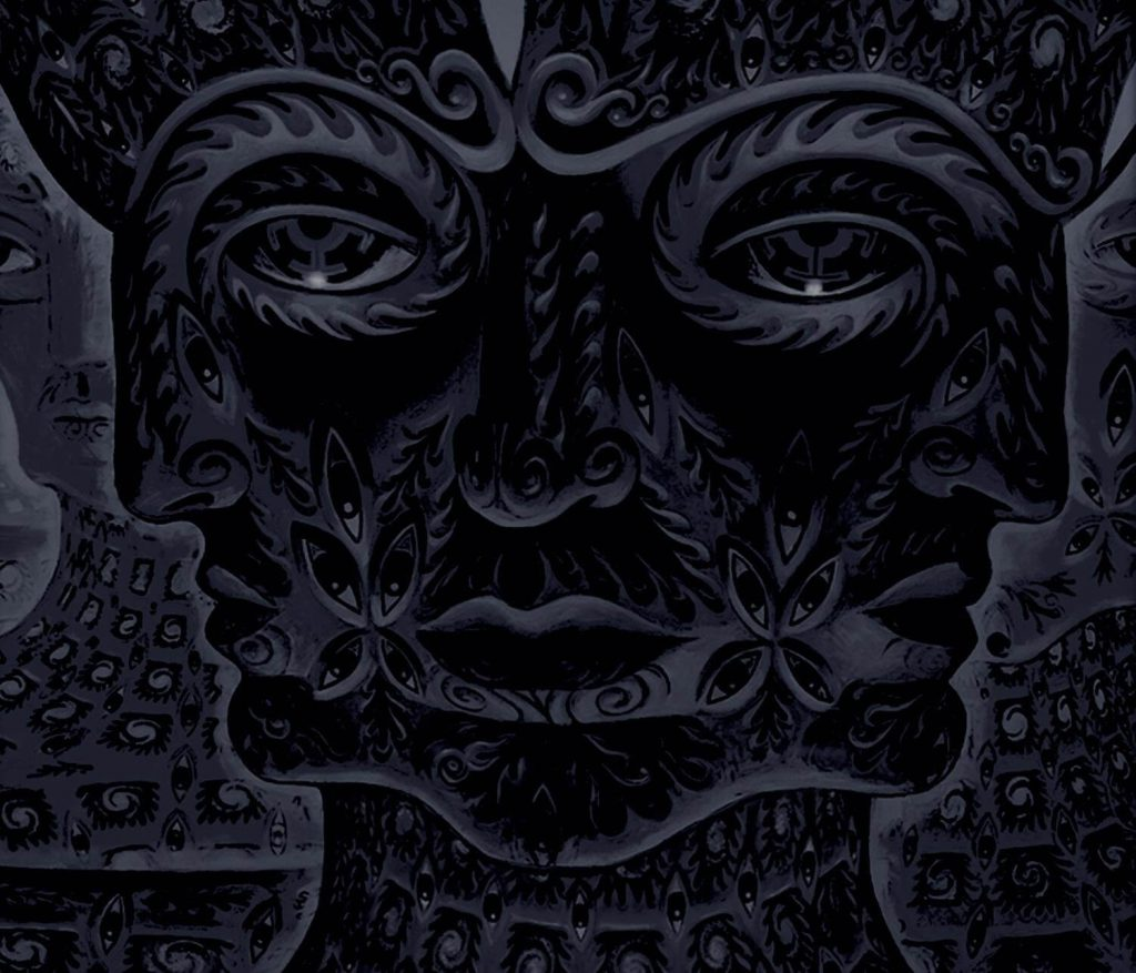 Tool - 10000 Days / Quelle: https://images-na.ssl-images-amazon.com/images/I/71ZhM1XByRL._SL1500_.jpg