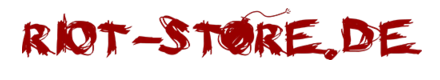 RIOT STORE LOGO RED